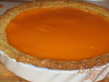 Рецепт Заварной крем на апельсиновом соке