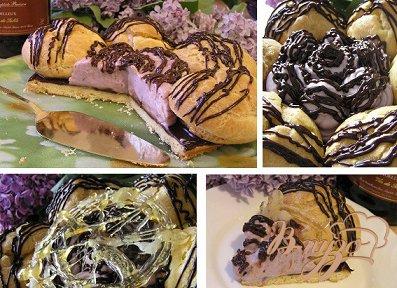 Рецепт Французский торт Сент-Оноре