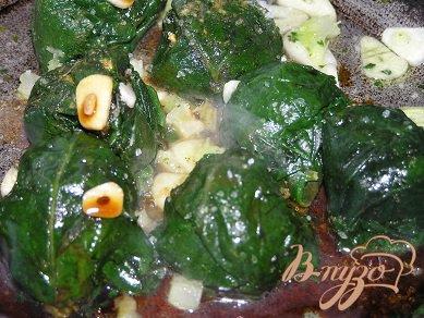 Необыкновенный шпинат