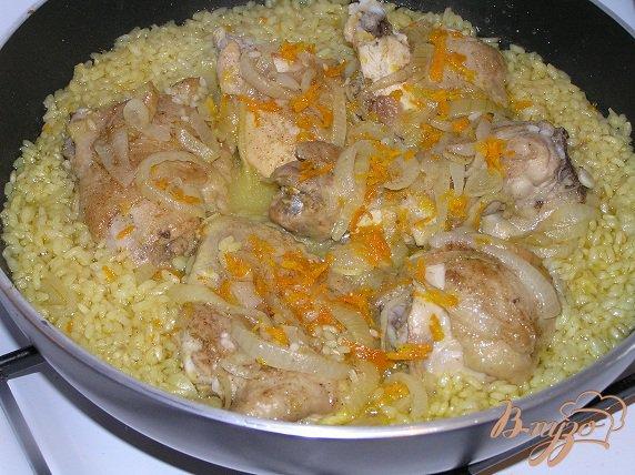 Рецепт Тажин с курицей