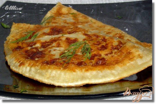 фото рецепта: Жареные пирожки с сыром