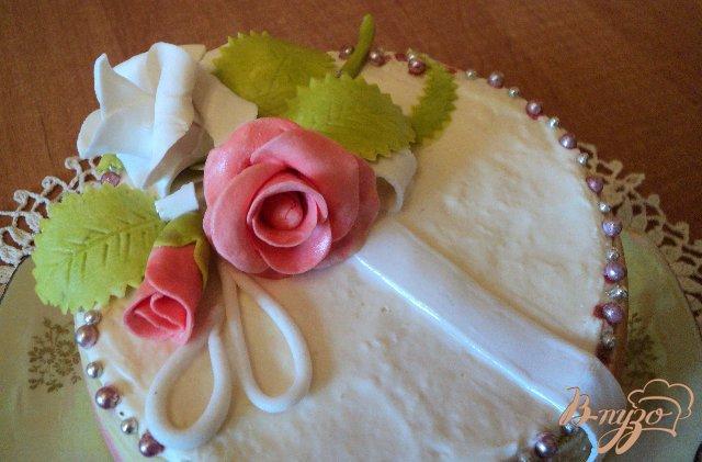 Рецепт тортов с пошаговым фото украшение тортов