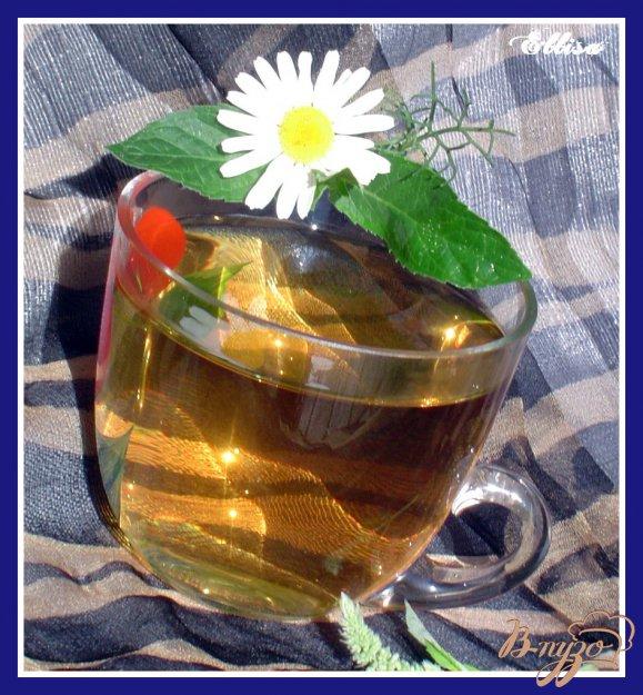 Рецепт Мятно-ромашковый чай