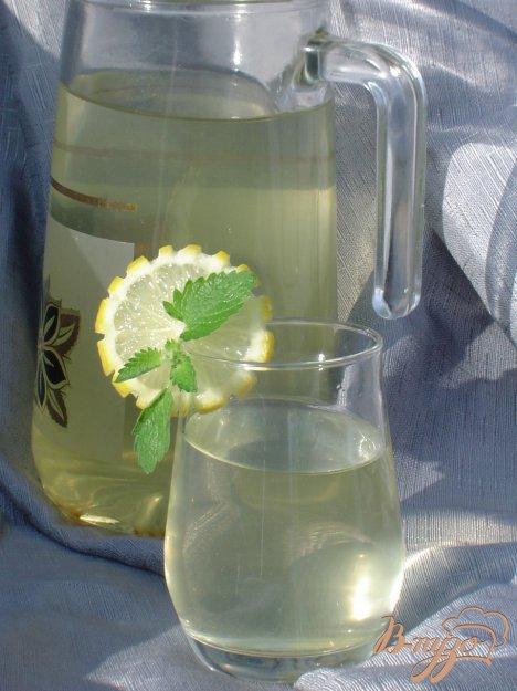 Рецепт Тонизирующий напиток