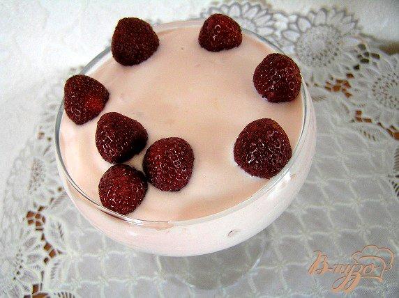 Рецепт Земляничный десерт
