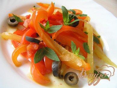 Рецепт Сицилийская Пепероната