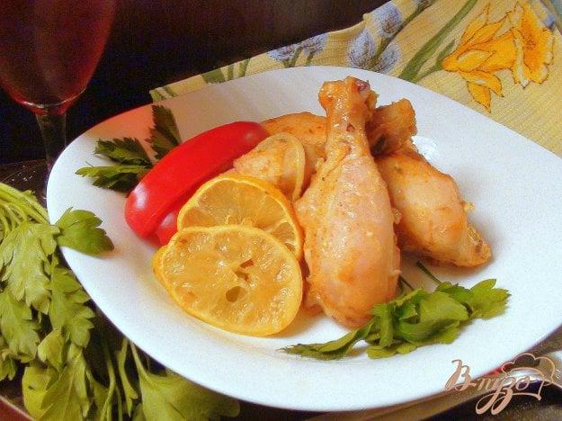 Рецепт Курица по-перуански.