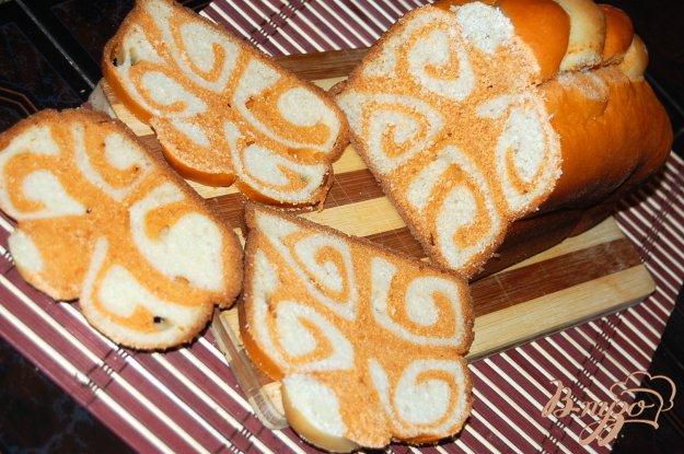 фото рецепта: Рулетный хлеб