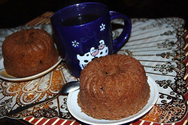 Рецепт Кофейно-шоколадные кексы