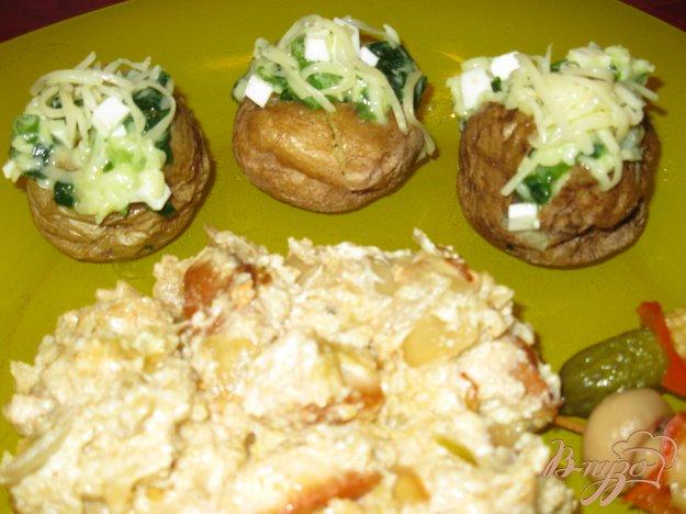 фото рецепта: Печеная картошечка