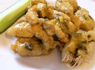 Рецепт Курица по-индонезийски