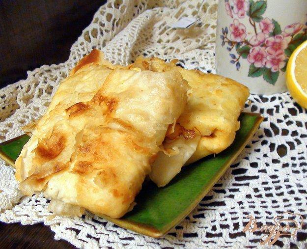 Рецепт Лаваш, с яйцом и жареным сыром. Мой идеальный завтрак.
