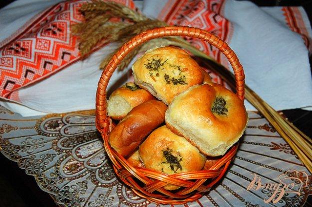 фото рецепта: Рисовые  пирожки-пампушки