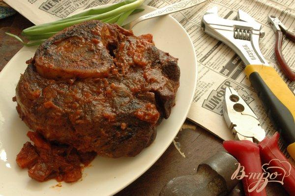 Оссобуко рецепт с пошагово