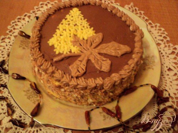 Торт «Київський».. Як приготувати з фото