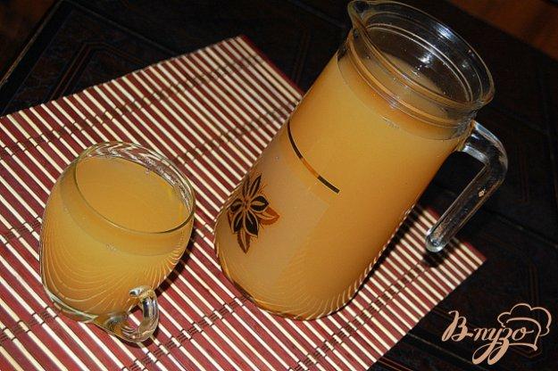 Рецепт Тыквенно-яблочный напиток