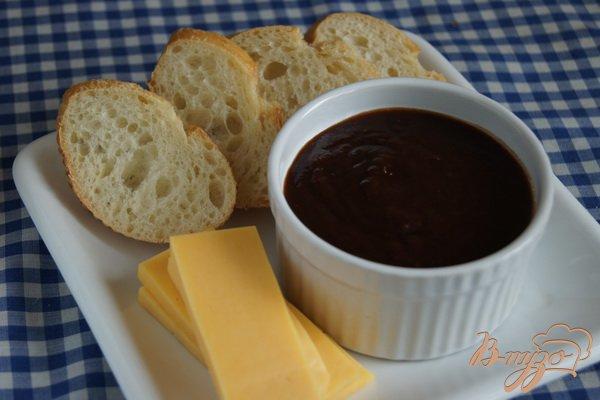 фото рецепта: Конфитюр из баклажанов с имбирем и шоколадом