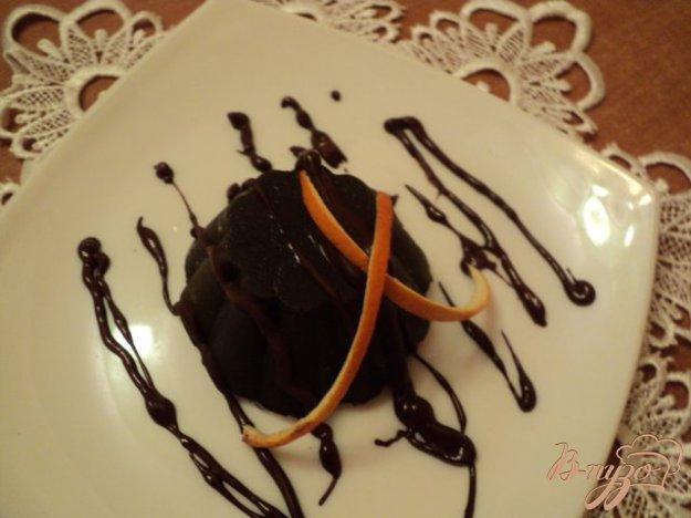 Рецепт Десерт «Наслаждение»