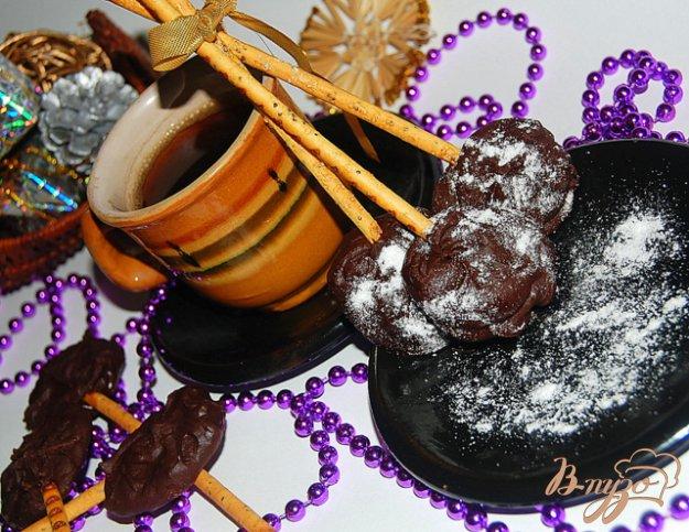 Рецепт Кофе с шоколадом