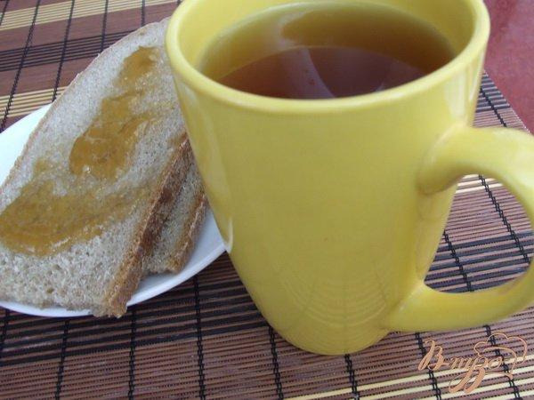 Рецепт Чай из шиповника с бадьяном