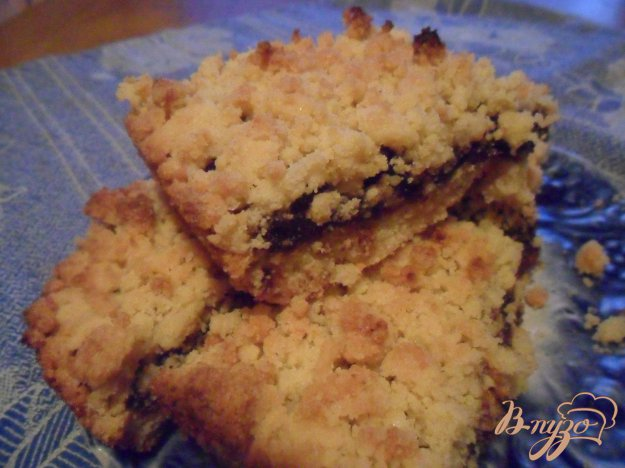 Рецепт Манный пирог с финиками