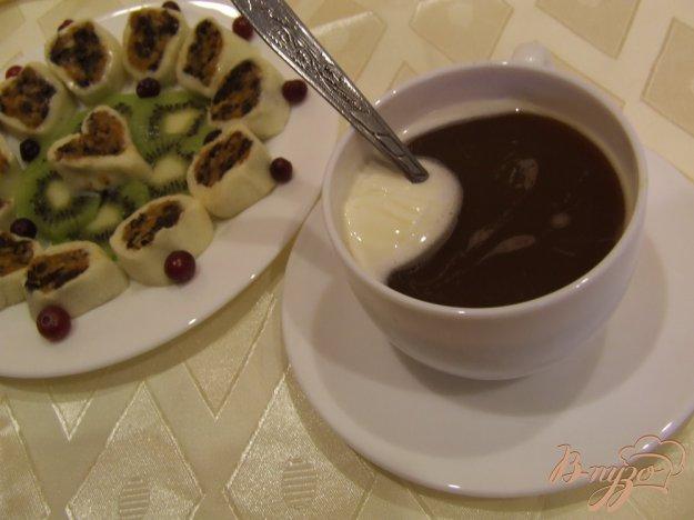 Рецепт Кофе-гляссе