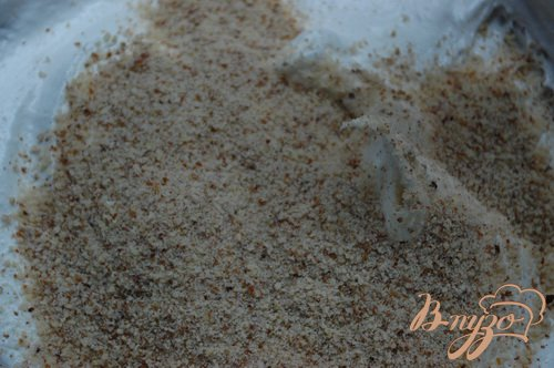 Меренги с миндалем и кокосовой стружкой
