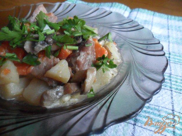 Рецепт По мотивам ирландского рагу