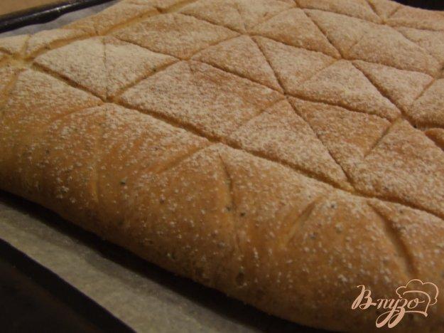 Рецепт «Плоский» хлеб с маком - Peltileipa