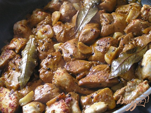 Рецепт Адобо из курицы