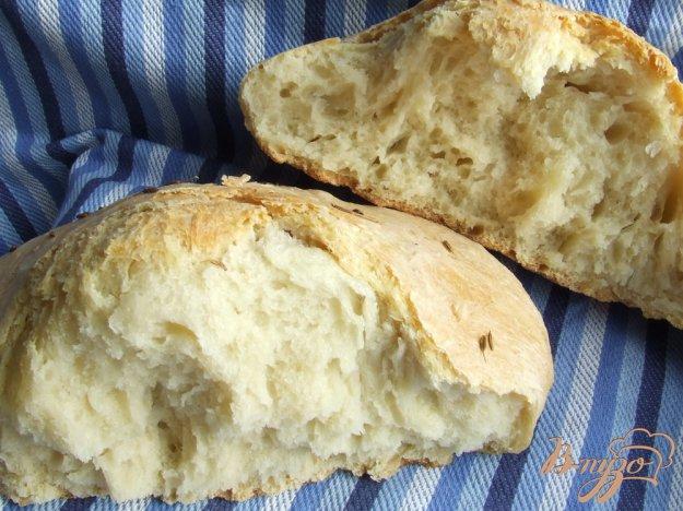 Рецепт Пресный хлеб с тмином