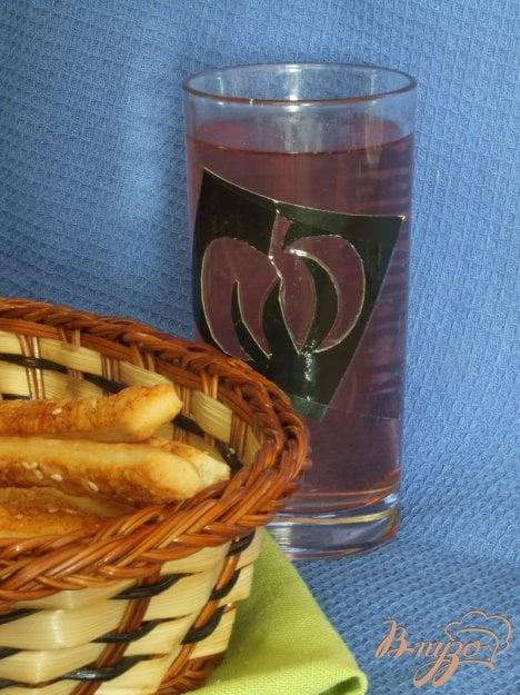 фото рецепта: Компот из тыквы и смородины