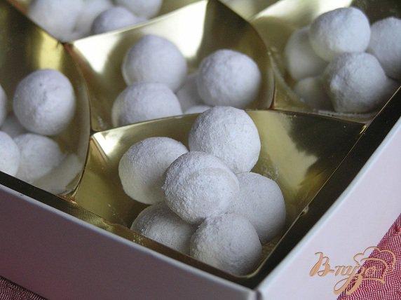 Рецепт Домашние конфеты Клюква в сахарной пудре