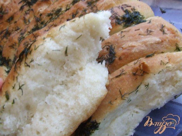 Рецепт Хлебцы с укропом
