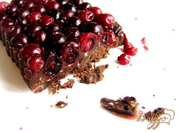 фото рецепта: Клюква в шоколаде