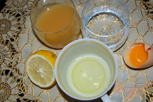 Персиковый физ
