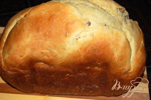 Хлеб со шкварками