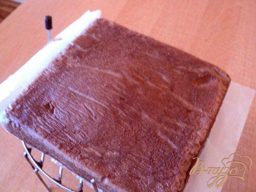 Пирожное «Бутерброд с салом»