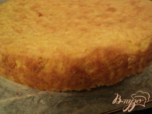 Торт «Кокосовый рафаэлло»