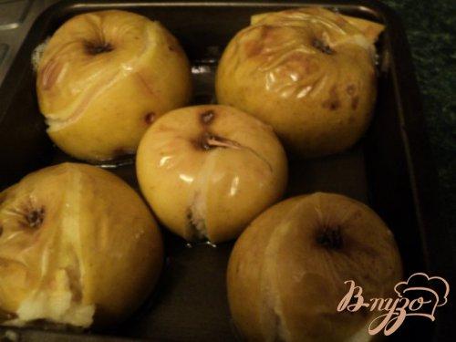 Желе яблочное.