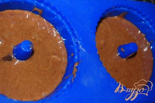 Кофейно-шоколадные кексы