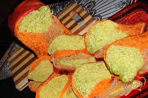 Хлеб на овощном соке