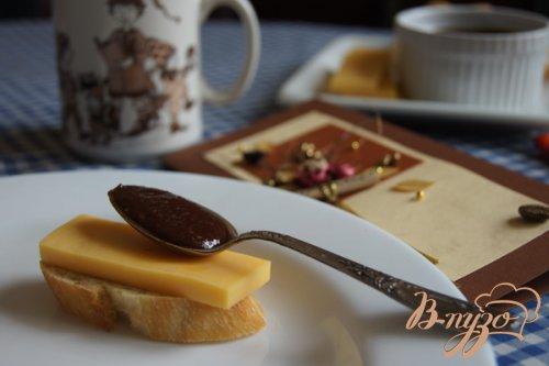 Конфитюр из баклажанов с имбирем и шоколадом