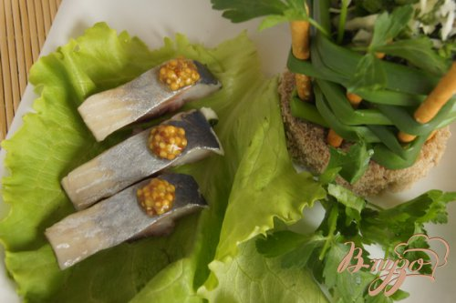 Весенний салат с молодой крапивой