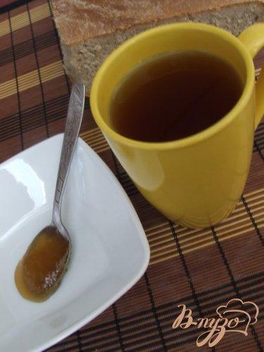 Чай из шиповника с бадьяном