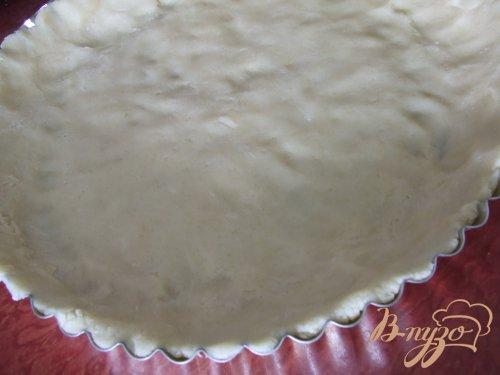 Творожный тарт с маком