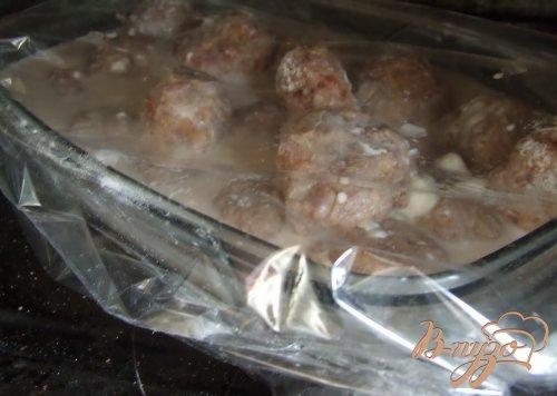 Тефтели с перепелиными яйцами и тыквой