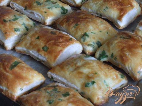 Закусочные бульонные хлебцы