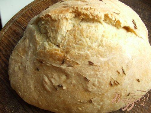 Пресный хлеб с тмином