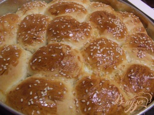 Неаполитанский хлеб (булочный )